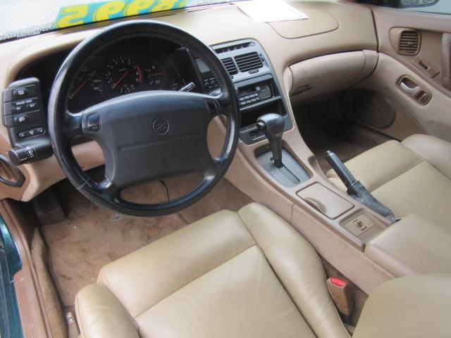 1996 Nissan 300ZX 2dr Cpe 2+2 Auto w/T-Bar 12