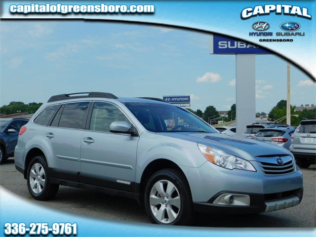2012 Subaru Outback 3.6R LIMITED Station Wagon Greensboro NC