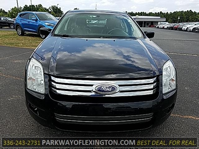 2008 Ford Fusion SE 4D Sedan Mooresville NC