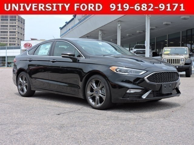 2017 Ford Fusion SPORT 4dr Car Chapel Hill NC