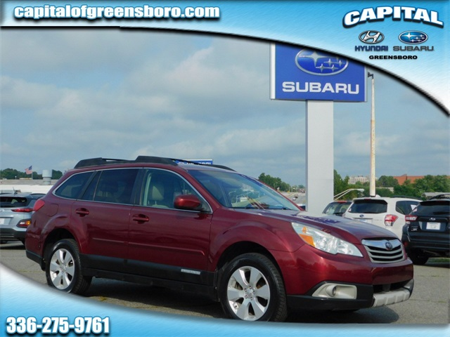 2011 Subaru Outback 2.5I LIMITED PWR MOON Station Wagon Greensboro NC