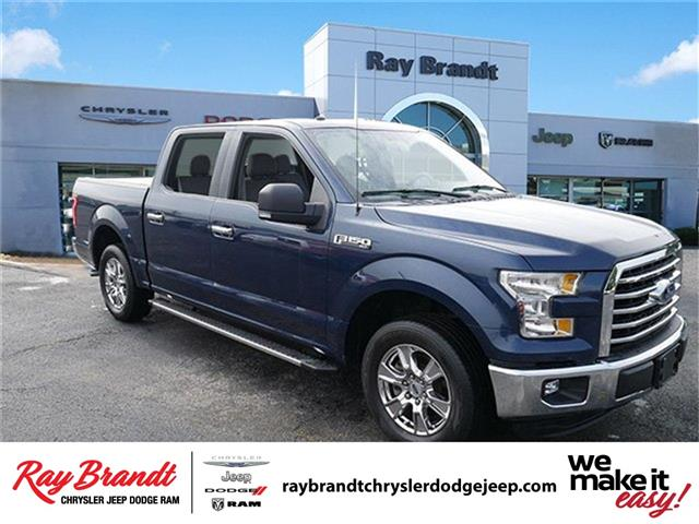 2016 Ford F-150 XLT Short Bed