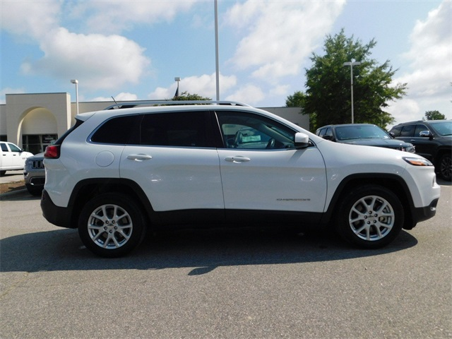 2015 Jeep Cherokee LATITUDE 4D Sport Utility Charlotte NC