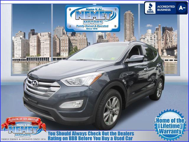 Hyundai Warranty Check >> 2015 Hyundai Santa Fe Sport For Sale In Queens Brooklyn