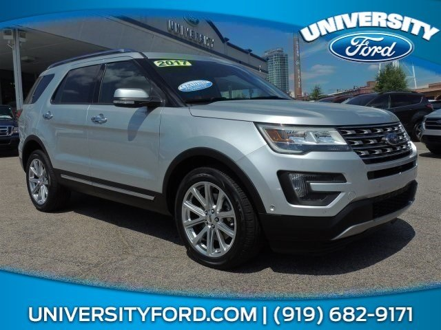 2016 Ford Explorer LIMITED Sport Utility Durham NC