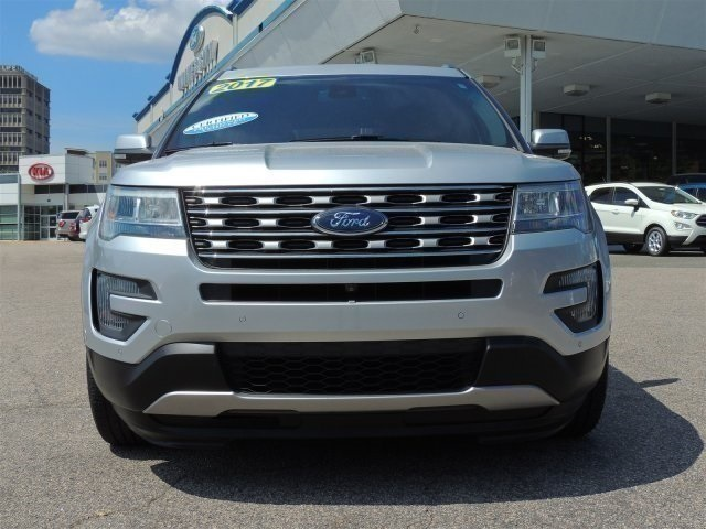 2016 Ford Explorer LIMITED Sport Utility Chapel Hill NC