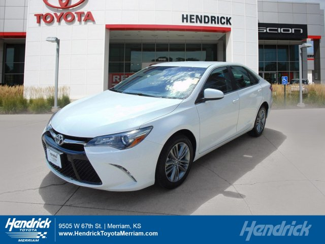 2015 Toyota Camry SE 4dr Car Merriam KS