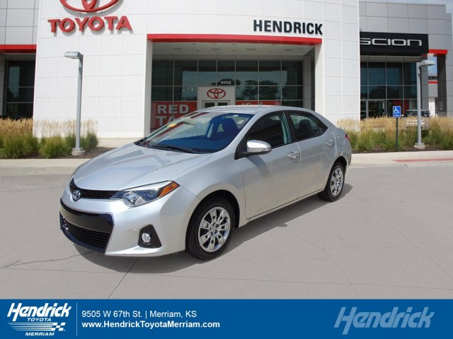 2015 Toyota Corolla S 4dr Car Merriam KS
