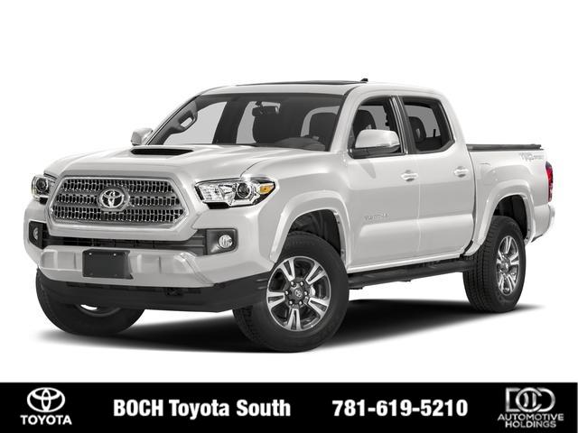 2018 Toyota Tacoma TRD SPORT Long Bed