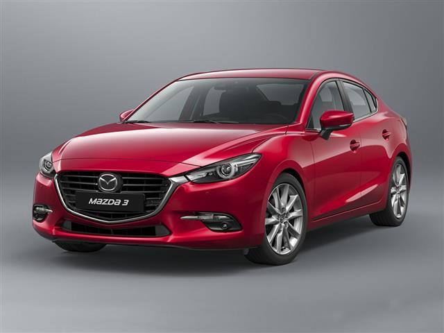 2018 Mazda Mazda3 4-Door TOURING 4dr Car Cary NC