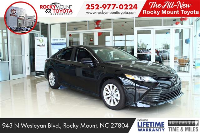 2018 Toyota Camry LE 4dr Car Rocky Mount NC