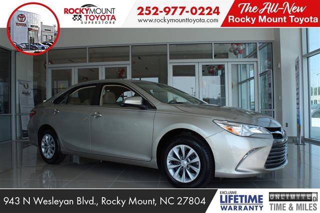 2017 Toyota Camry LE 4dr Car Rocky Mount NC