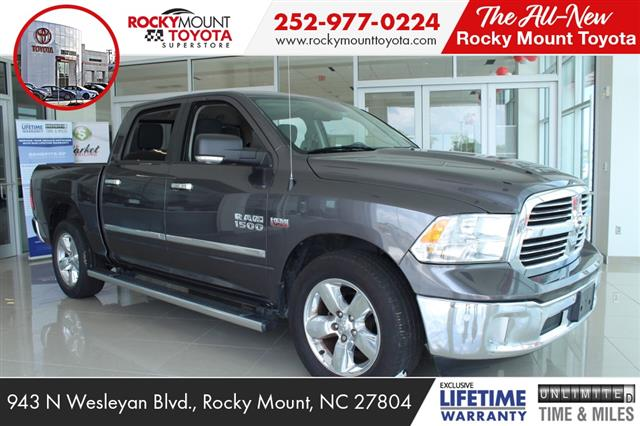 2014 Ram 1500 LONE STAR Short Bed Rocky Mount NC
