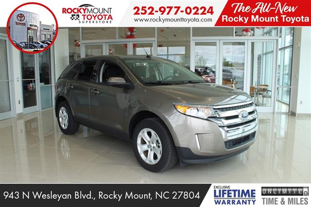 2014 Ford Edge SEL Sport Utility Rocky Mount NC