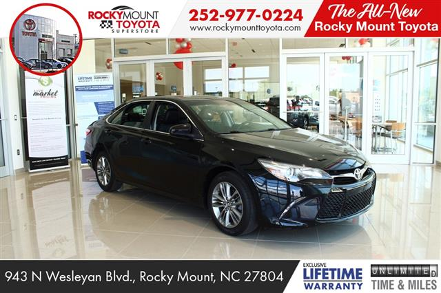 2015 Toyota Camry LE 4dr Car Rocky Mount NC