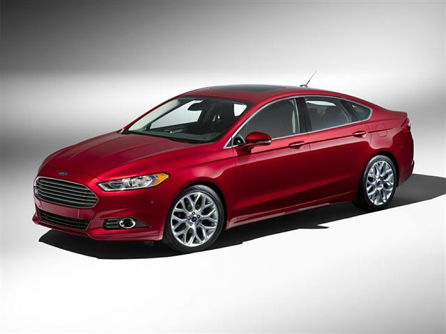 2015 Ford Fusion SE 4dr Car