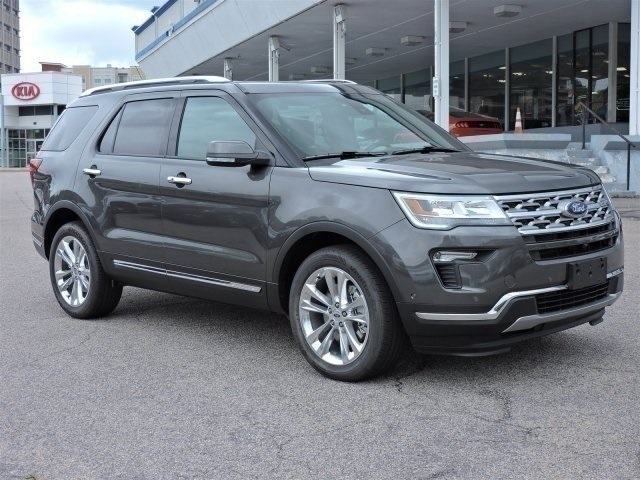 2018 Ford Explorer LIMITED Sport Utility Chapel Hill NC