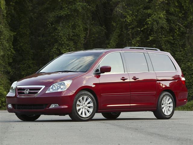 2006 Honda Odyssey EX-L 4D Passenger Van Greensboro NC
