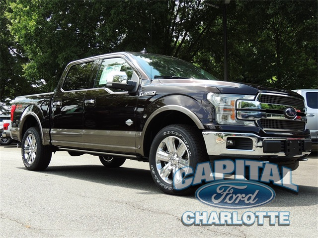 2018 Ford F-150 KING RANCH 4D SuperCrew