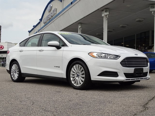 2016 Ford Fusion S HYBRID 4dr Car Chapel Hill NC