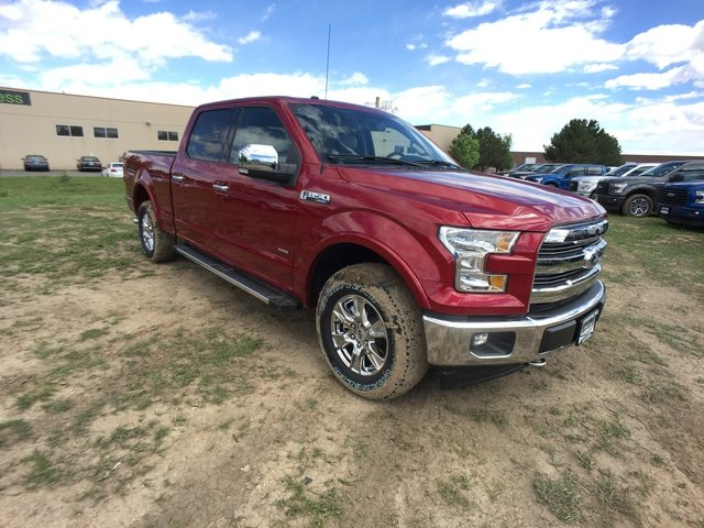 2017 Ford F-150 4WD SuperCrew Box for sale in Loveland, CO