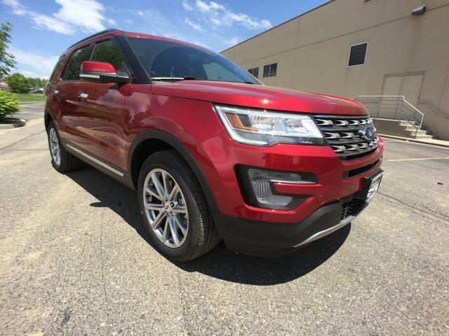 2017 Ford Explorer Limited for sale in Loveland, CO