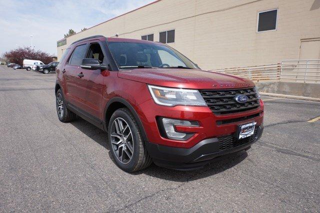 2017 Ford Explorer Sport for sale in Loveland, CO