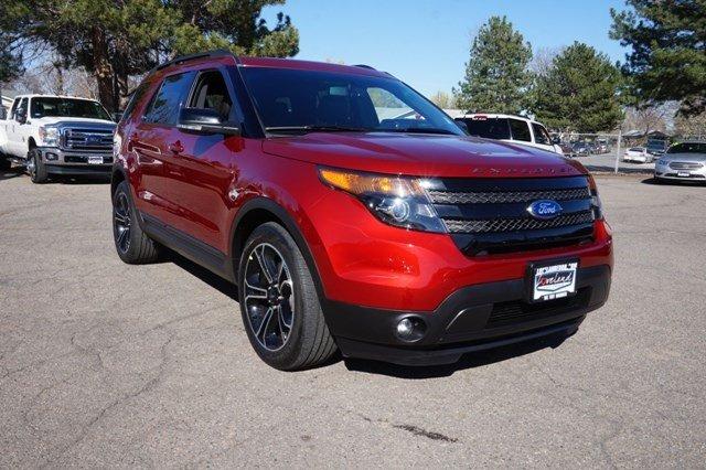 2015 Ford Explorer Sport for sale in Loveland, CO