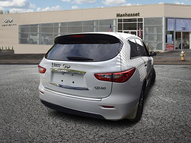 2015 INFINITI QX60 AWD 4dr 0