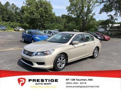 2015 Honda Accord Sedan LX for sale in Taunton, MA