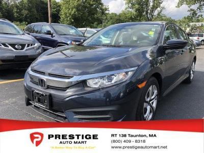 2016 Honda Civic Sedan LX for sale in Taunton, MA