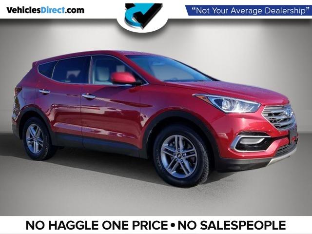 2017 Hyundai Santa Fe Sport 2.4 BASE 4D Sport Utility Rocky Mount NC