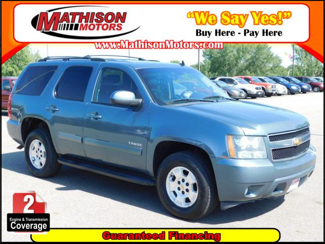 Used Chevrolet Tahoe 2010 MATHISON Lt