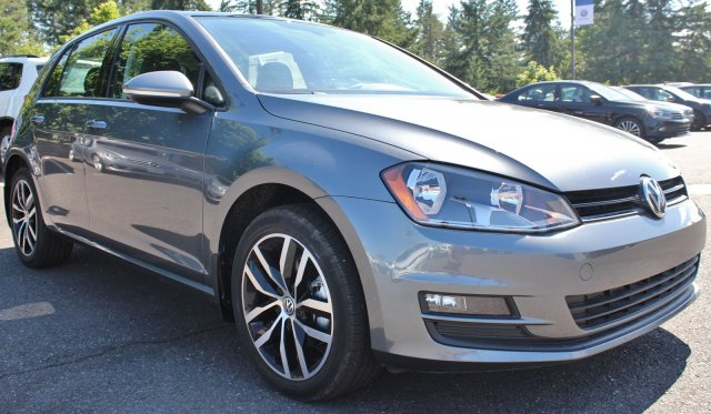 2017 Volkswagen Golf SE for sale in Olympia, WA