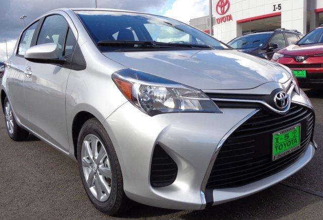 2017 Toyota Yaris LE for sale in Chehalis, WA