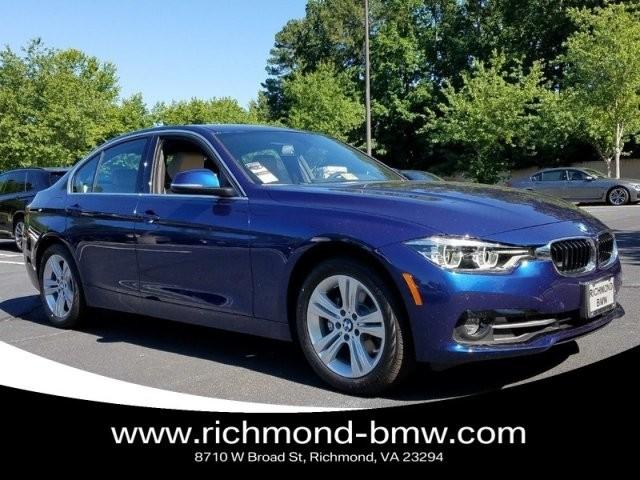 2017 BMW 3 Series 330i xDrive for sale in Richmond, VA
