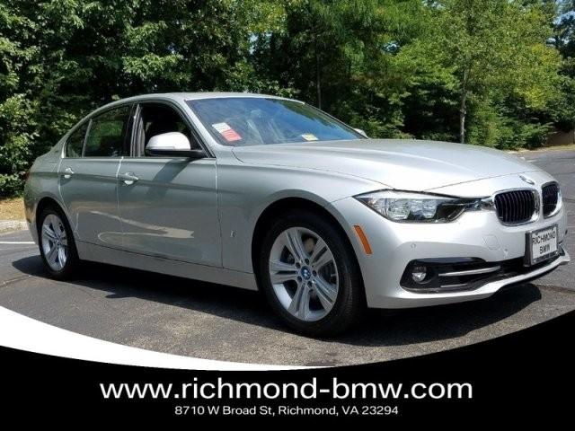 2017 BMW 3 Series 330e iPerformance for sale in Richmond, VA