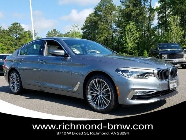 2017 BMW 5 Series 540i xDrive for sale in Richmond, VA