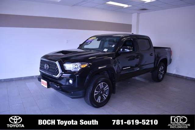 2018 Toyota Tacoma TRD SPORT Short Bed North Attleboro MA