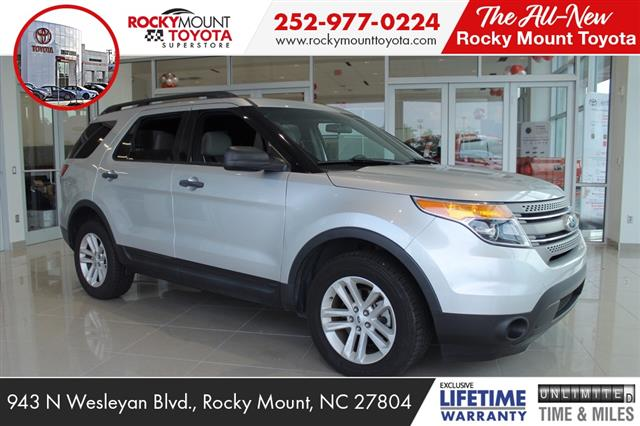 2015 Ford Explorer BASE Sport Utility Rocky Mount NC