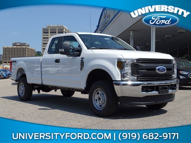 2018 Ford F-250SD XL 4 Door Extended Cab Pickup  NC