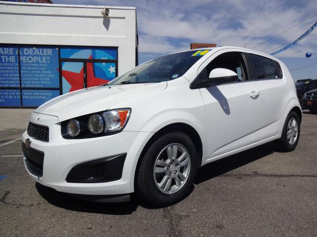 2014 Chevrolet Sonic LT for sale in El Paso, TX
