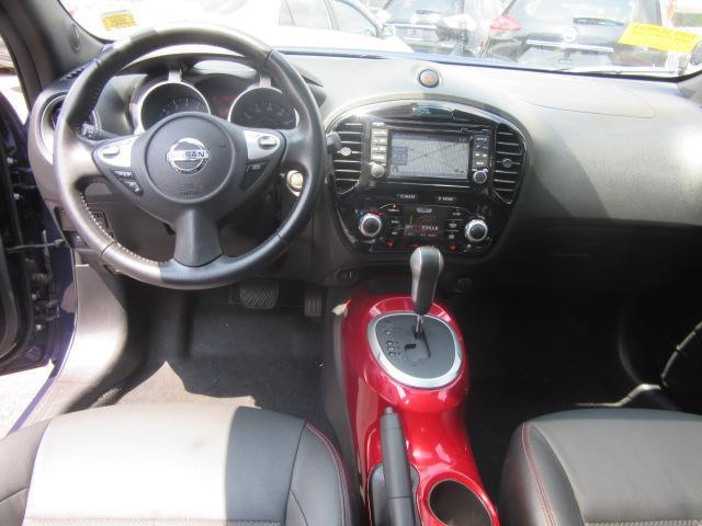 2015 Nissan JUKE SL 12