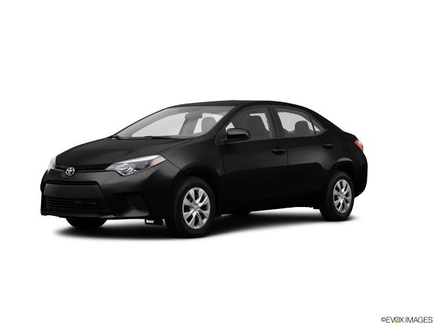 2015 Toyota Corolla L/LE/LE PLUS/LE PREMIUM 4dr Car Las Vegas NV