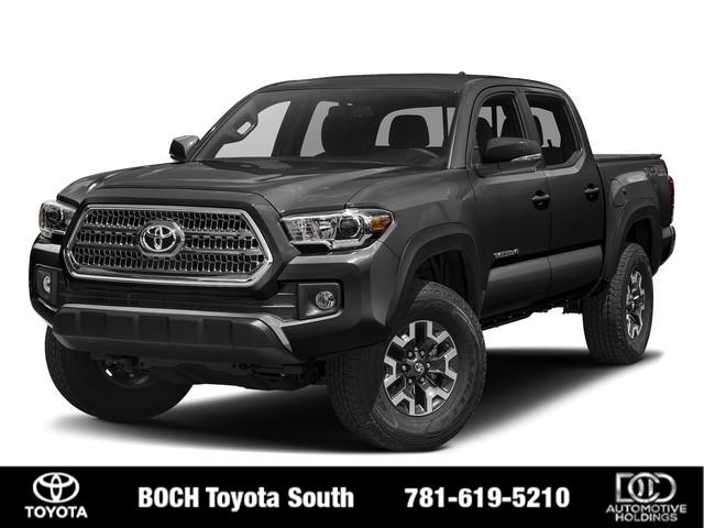 2018 Toyota Tacoma TRD OFF ROAD DOUBLE CAB 6' BED V6 4 Crew Cab Pickup North Attleboro MA