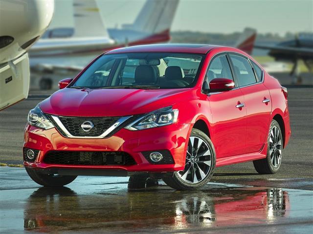 2016 Nissan Sentra SR 4D Sedan