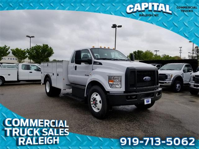 2019 Ford F-650Sd 11FT SERVICE BODY Slide