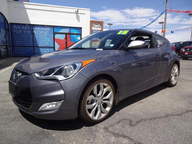 2015 Hyundai Veloster 3dr Cpe Auto for sale in El Paso, TX