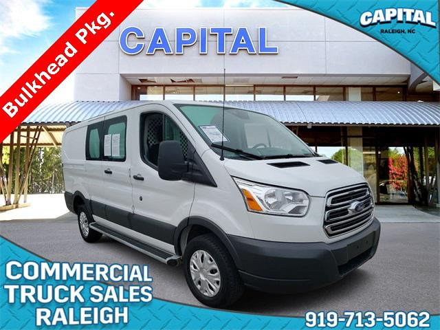 2017 Ford Transit-250 COMMERCIAL 3D Low Roof Cargo Van Raleigh NC