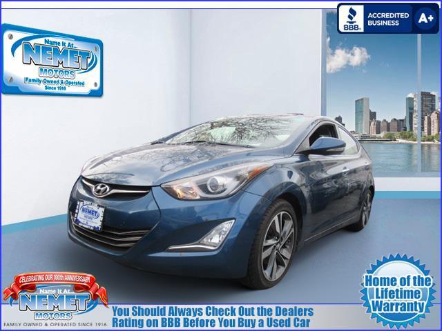 2014 Hyundai Elantra For Sale In Queens Brooklyn Long Island Ny